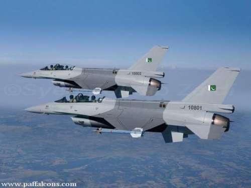 امریکا نے پاکستان کو 8 ایف 16 طیارے ..