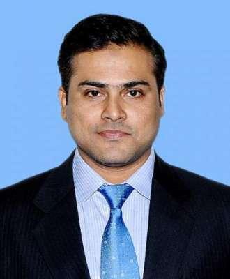 اسلام آباد : ایم کیو ایم رہنما ..