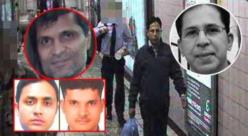 عمران فاروق قتل کیس، پاکستان ..