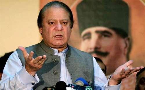اسلام آباد : وزیر اعظم آفس میںدوران ..