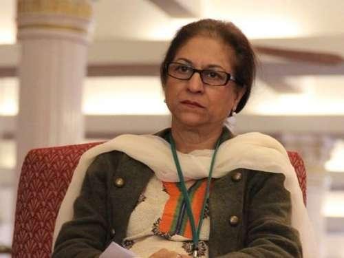 عاصمہ جہا نگیر نے بیوی کے تشدد ..