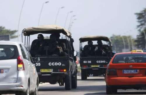 آئیوری کوسٹ کے سیاحتی قصبے کے ..