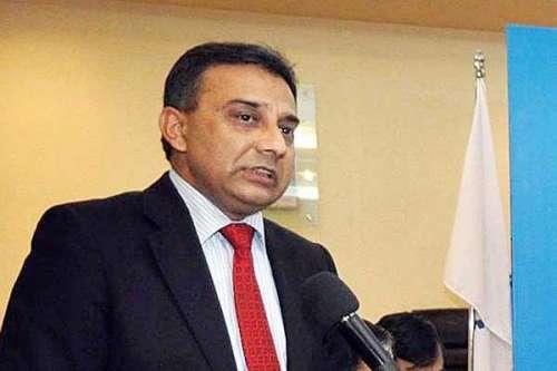 کراچی : ایم کیو ایم رہنما رضا ..