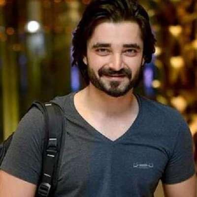 پاکستان کے معروف اداکار حمزہ ..