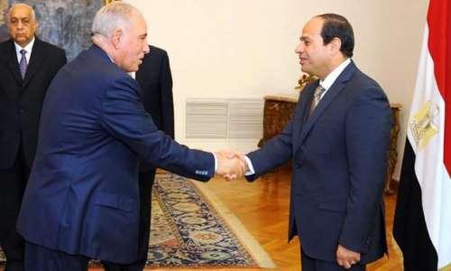 مصر کے وزیر انصاف کو حضرت محمد ..