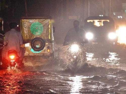 پی ڈی ایم اے نے حالیہ بارشوں ..