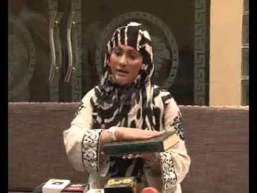 لاہور : اسٹیج آرٹسٹ نرگس نے انڈسٹری ..