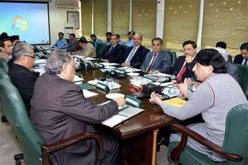 وزارت داخلہ نے25 انٹرنیشنل این ..