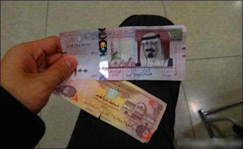 سعودی ریال اور اماراتی درہم ..