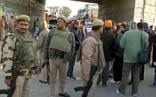 نئی دہلی : پٹھانکوٹ حملے کی تحقیقات ..