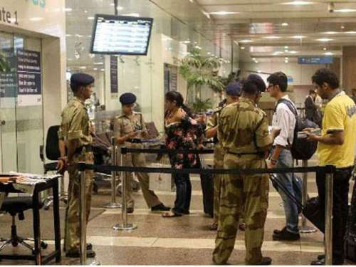 نئی دہلی: اندرا گاندھی ائیرپورٹ ..