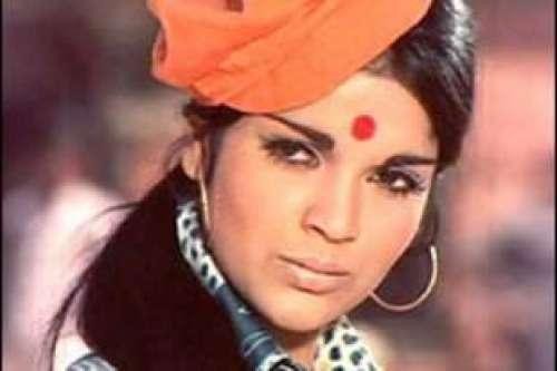 بھارتی گلوکارہ ریکھا اوراداکارہ ..