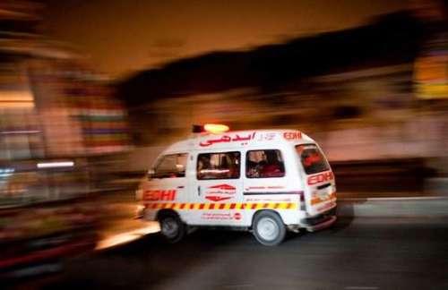 کراچی ،پولیس نے پیسوں کی لالچ ..