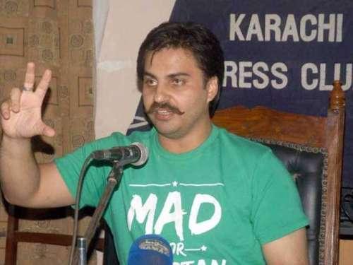 فکس اٹ مہم کے بانی عالمگیر خان ..
