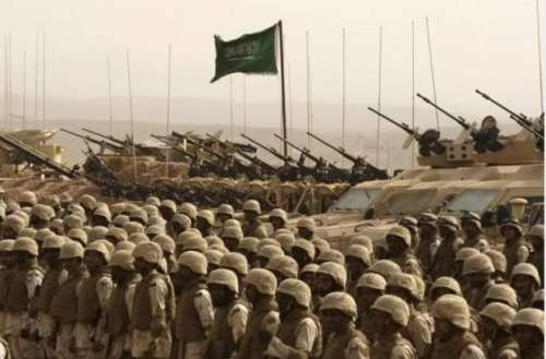 سعودی اتحاد کے یمن میں جنگی مشن ..