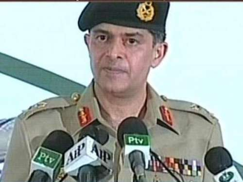 کراچی میں قیام امن کا کریڈٹ ..