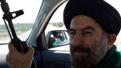 شام میں لڑنے والے ایرانی رکن ..