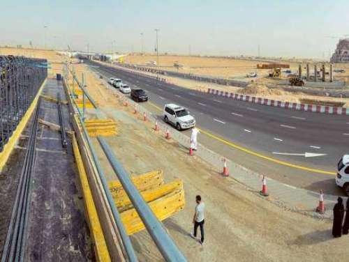 دبئی: ٹرکوں کے لیے تین ریسٹنگ ..