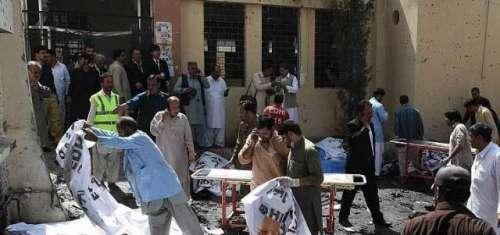 کوئٹہ پولیس لائنز حملے اور سول ..