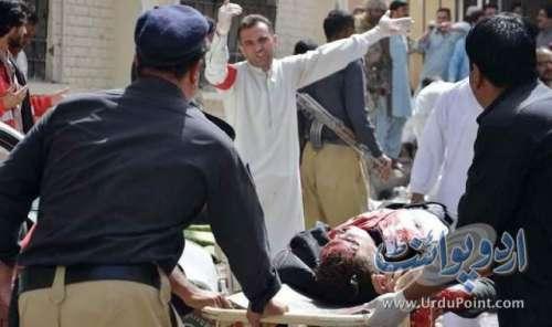 کوئٹہ کے سول اسپتال میں خودکش ..