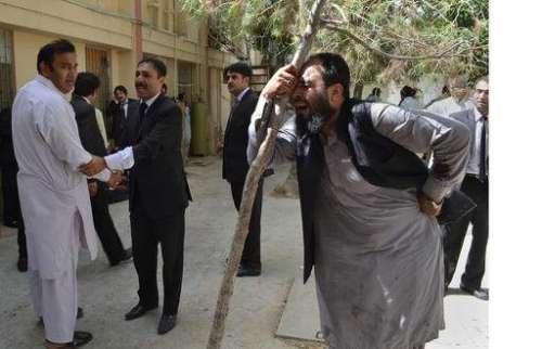 کالعدم تحریک طالبان کے جماعت ..