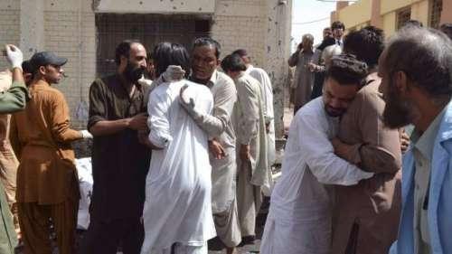 کوئٹہ دہشت گرد حملے کے زخمیوں ..