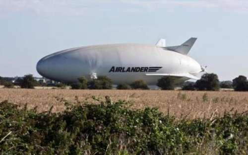 ائیر لینڈر 10۔دنیا کا سب سے بڑا ..