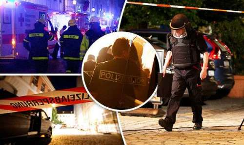 انسباخ خودکش بمبار 'اسلامک ..