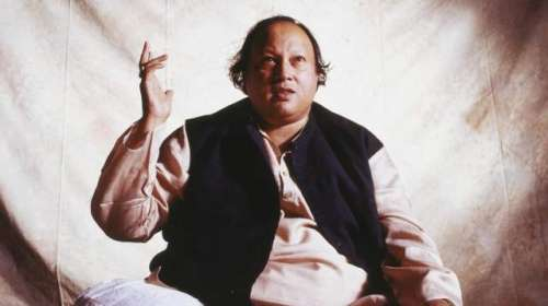 پاکستان کے عظیم گلوکارنصرت فتح ..