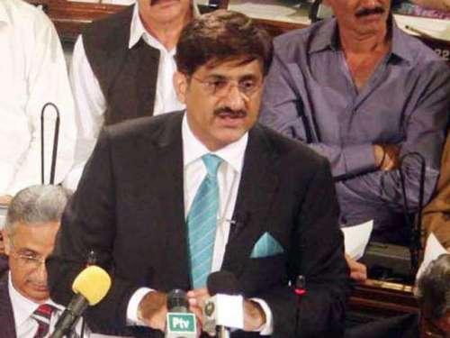 وزیراعلیٰ سندھ کا سابق وزرا ..