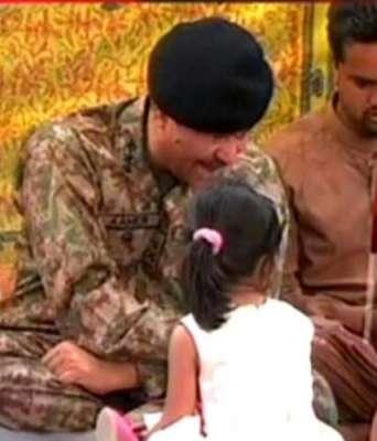 کوئٹہ : کمانڈر سدرن کمانڈ کی ..