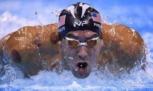 کامیاب ترین اولمپین کی کامیابی ..