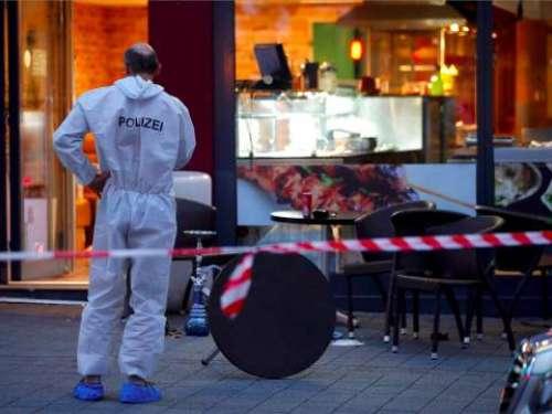 جرمنی ،فٹبال مقابلوں میں دہشت ..