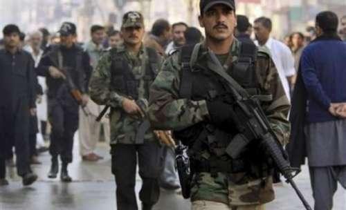 پشاور میں محکمہ انسداد دہشتگردی ..