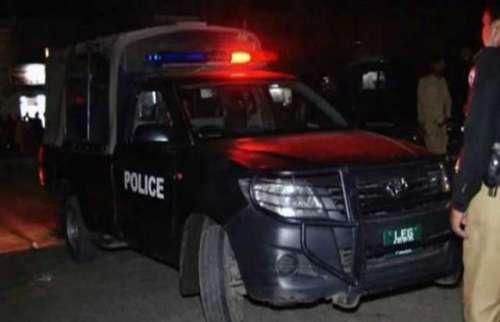 کراچی کے مختلف علاقوں میں رینجرز ..