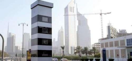 دبئی: ٹریفک قوانین کی خلاف ورزی ..