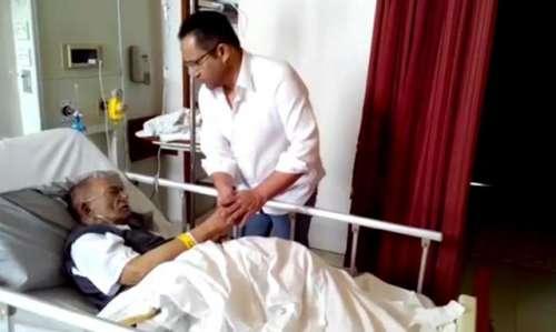 لیجنڈری کرکٹر حنیف محمد نے موت ..