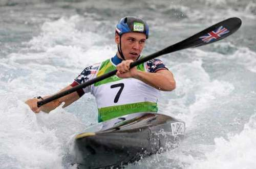 ریو اولمپکس :اتھلیٹ جوزف کلارک ..