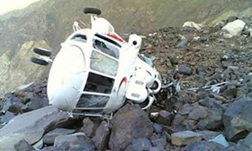 افغانستان : پنجاب حکومت کے ہیلی ..