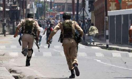 مقبوضہ کشمیر میں بھارتی مظالم ..