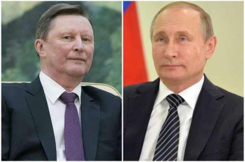 روس کے صدر پوتن  نے چیف آف سٹاف ..