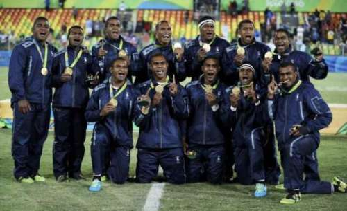 ریو اولمپکس،جنوبی بحرالکاہل ..