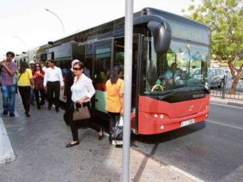 دبئی: انٹر سٹی بسوں پر مفت وائی ..