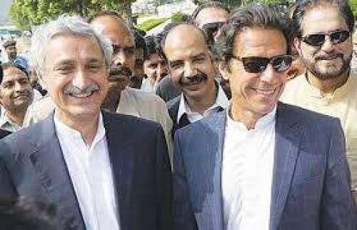 الیکشن کمیشن میں عمران خان اور ..