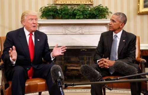 نومنتخب صدر ڈونلڈ ٹرمپ اتحاد ..