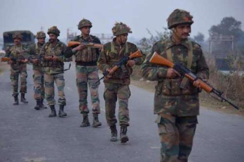 بھارتی فوج کی بھمبر سیکٹر پر ..