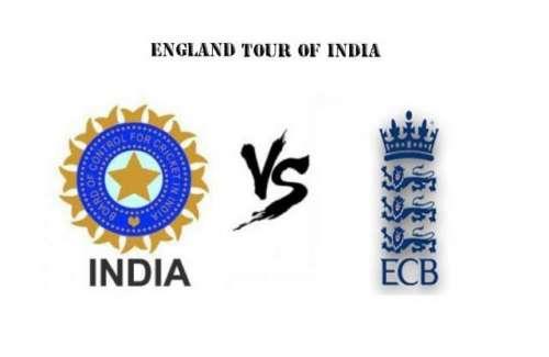 انگلینڈ کی بھارت کے خلاف اس کی ..
