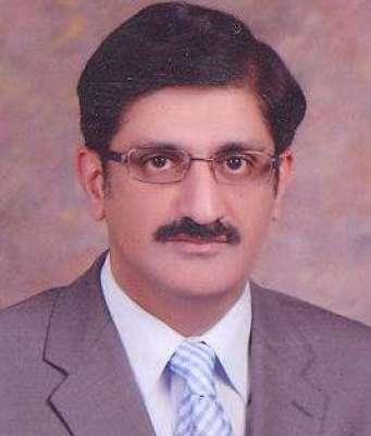 وزیراعلیٰ سندھ ر آصف علی زرداری ..