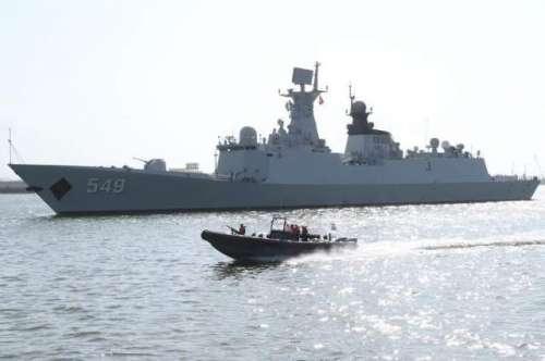 چینی بحری بیڑاپاک چین مشترکہ ..
