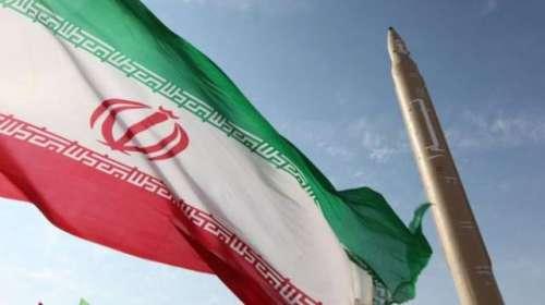 ایران کا میزائل تجربات جاری ..